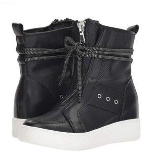 Steve Madden Shoes - Anton Wedge Sneaker Boot